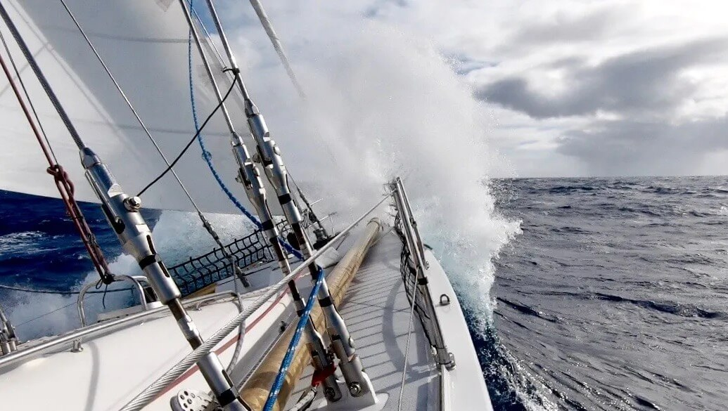 North Pacific Gyre   Honolulu – Victoria