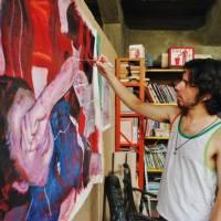 Psicotropical: El arte de Sánchez Becerra