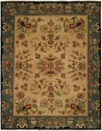 Distressed Indigo area rug