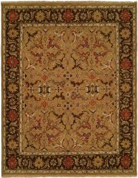 Flat Woven Wool Soumak Rug with Herringbone Texture on Both Sides