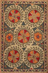 southwest style area rug