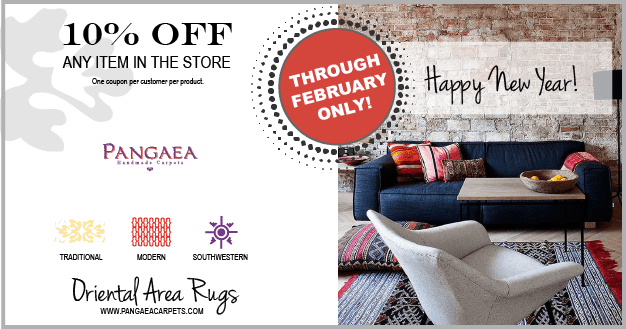 Area Rugs 10% off