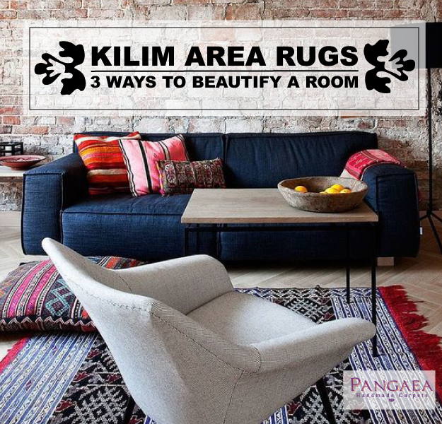 Decorating A Room With Kilim Area Rugs Blog Image
