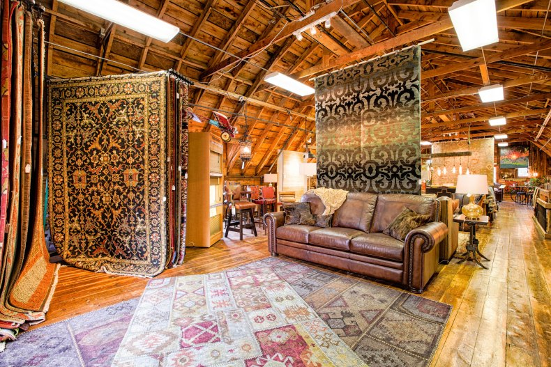 area rugs denver