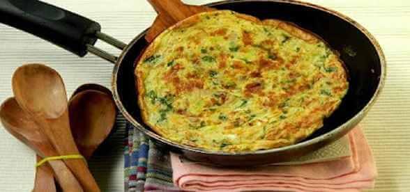 resep-makanan-sehat-omelet-oatmeal