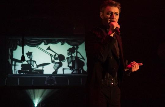 Shadow Skeleton Band – Black Cat Cabaret