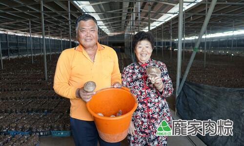 82-15龐奶奶與菇農的合影