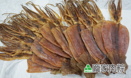 34-02包粽子魷魚剪絲教學