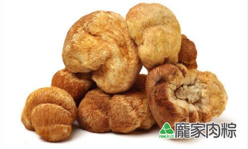 123-01八大山珍之一,猴頭菇風乾後的樣貌