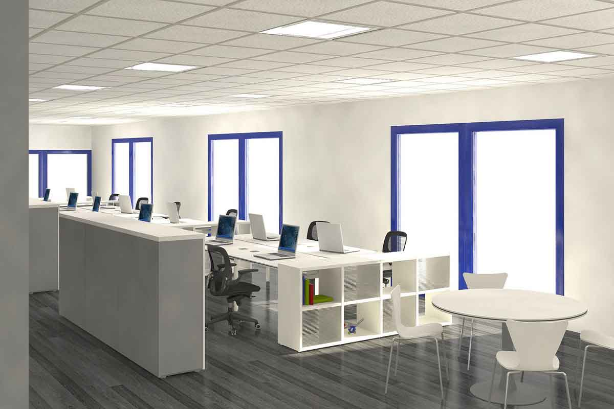 Interesting Interior Design Ideas Small Office Space Hpni On