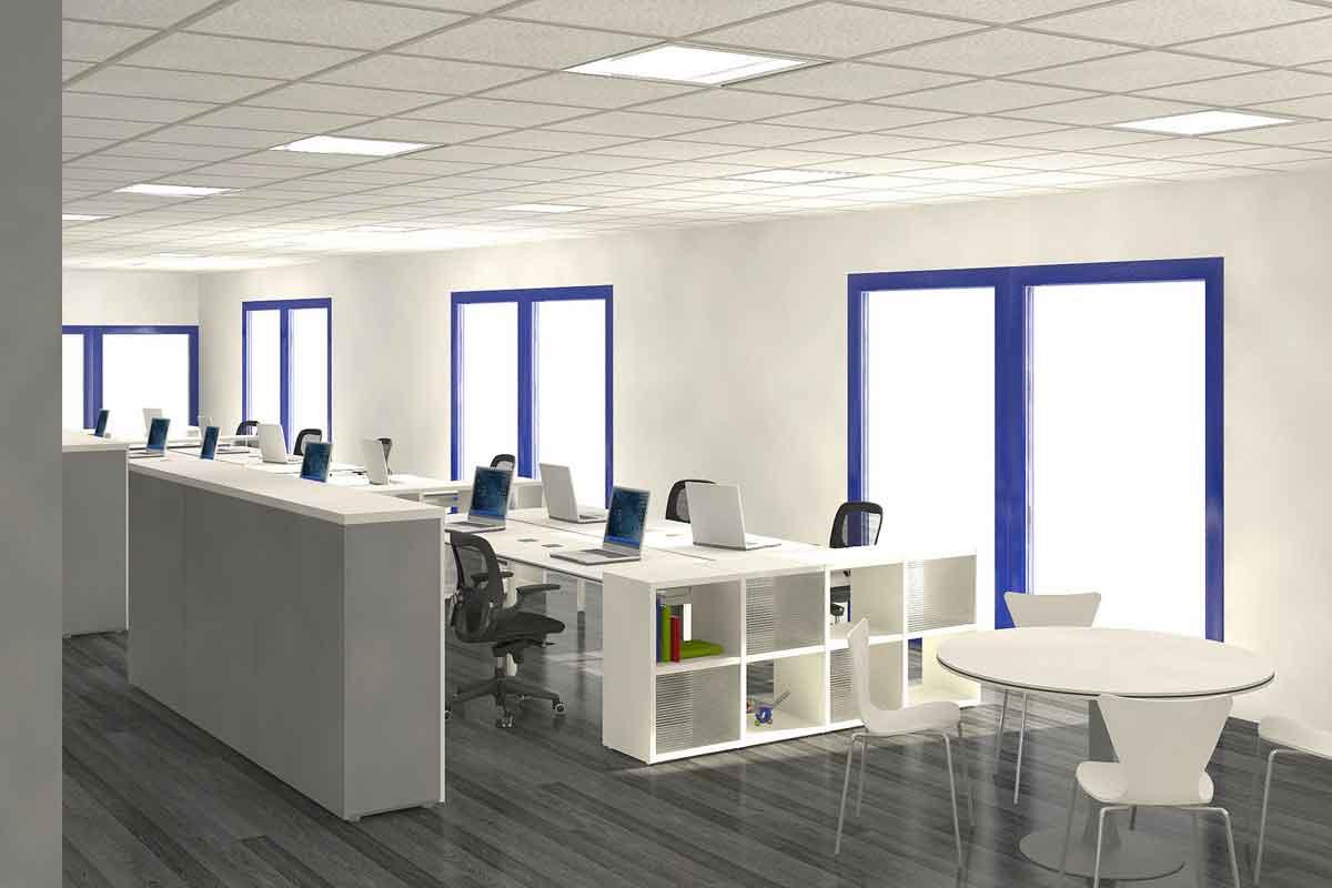 Attractive Interesting Interior Design Ideas Small Office Space Hpni On Office Interior  Design