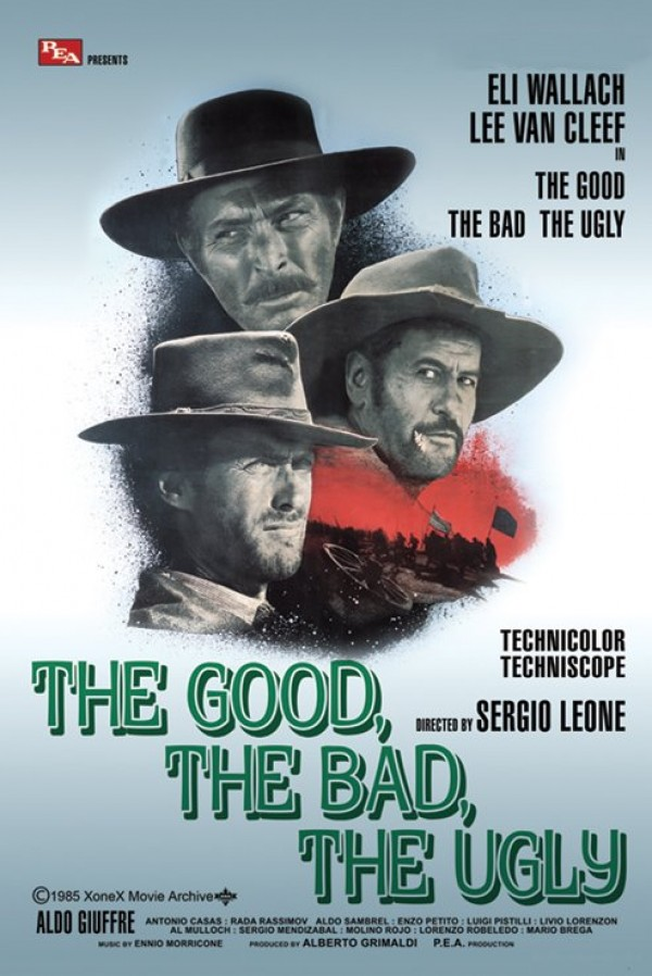 The Good The Bad Amp The Ugly Posters The Good The Bad