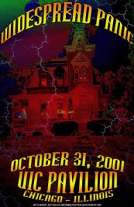 Widespread Panic - 10/31/2001 - Chicago, IL