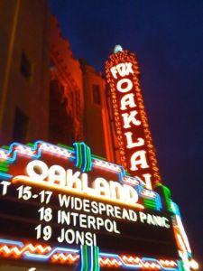 Widespread Panic - 10/15/2010 - Oakland, CA