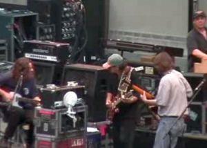 Widespread Panic - 10/14/2001 - Berkeley, CA