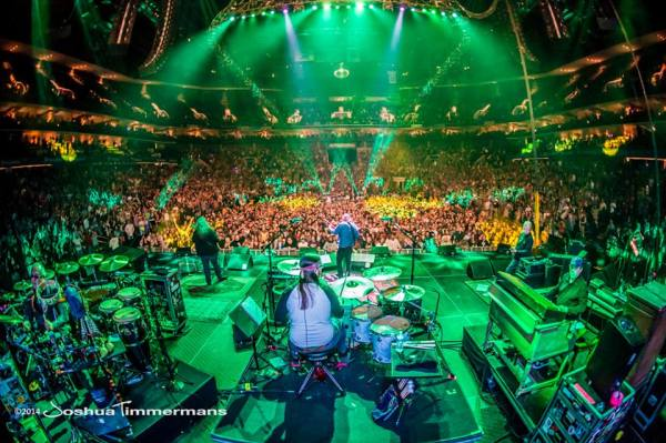 Widespread Panic - 12/31/2014 - Charlotte, NC | PanicStream