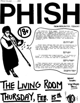 Superb Phish Living Room 2 15 90 Part 20