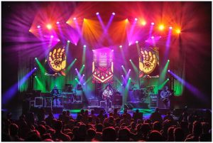 Widespread Panic - 04/12/2016 - Jackson, MS