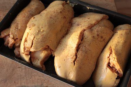 Préparer et déveiner un foie gras pas à pas 10