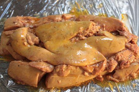 Préparer et déveiner un foie gras pas à pas 11