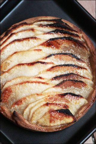Tartelettes aux pommes, pâte à tarte facile à étaler 2