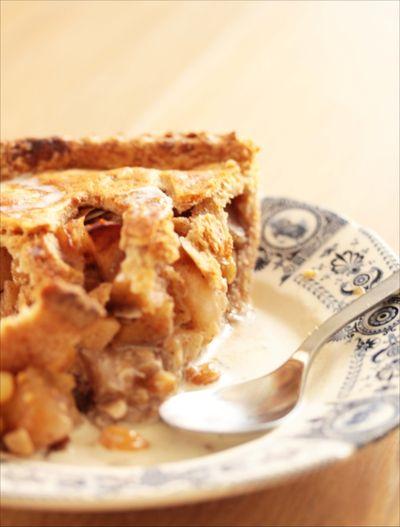 Apple Pie ou tourte aux pommes 2