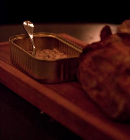 Carbonara de poireaux, un dîner chez Thoumieux, côté Brasserie 5