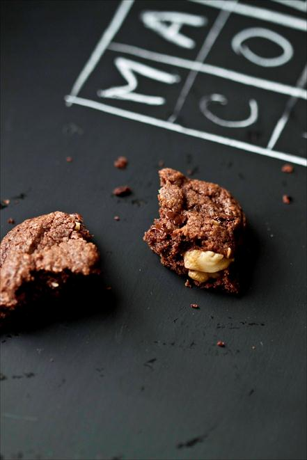 Cookies au chocolat 1