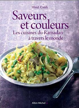 Saveurs et Couleurs livre de cuisine du ramadan