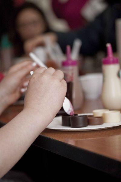 Toques françaises atelier chocolat 1