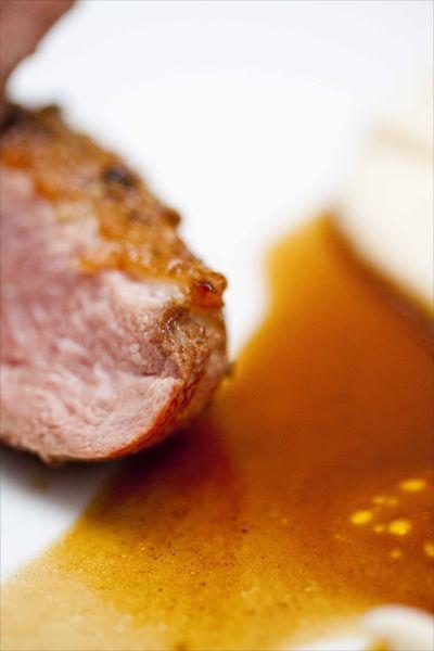 Filet de canard aux épices 2