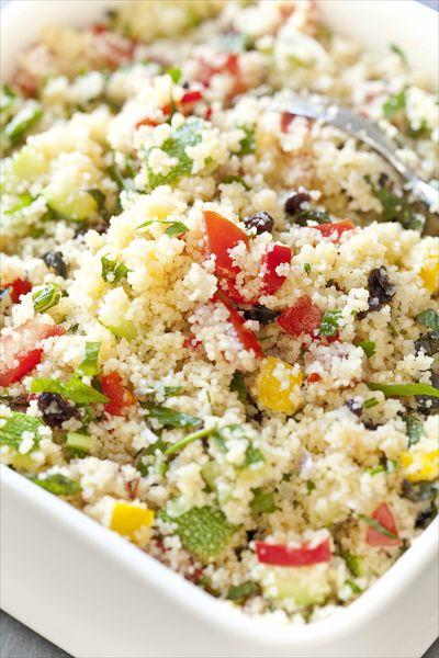 Taboulé aux légumes 2
