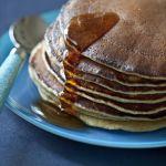 Pancakes à la fleur d'oranger, rapides et faciles
