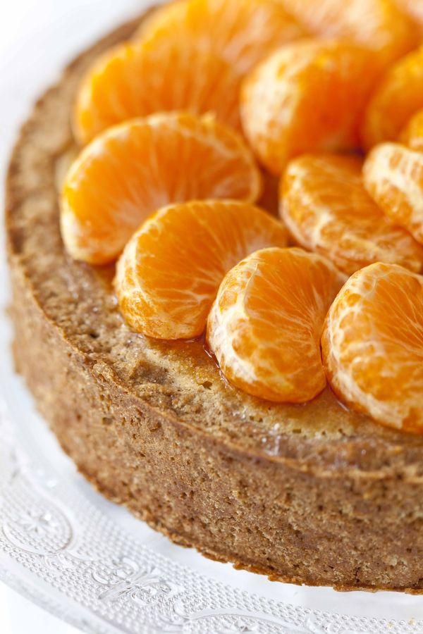 Gâteau – Tarte à la mandarine 2