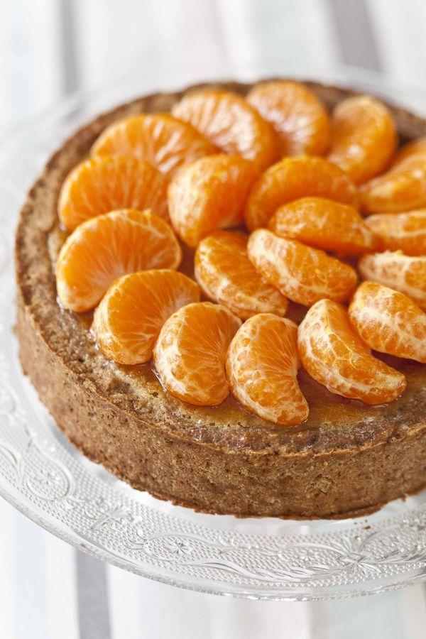 Gâteau – Tarte à la mandarine 3