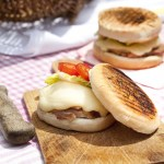 Burger BBQ au Leerdamer®: une jolie semaine pour profiter de l'extérieur