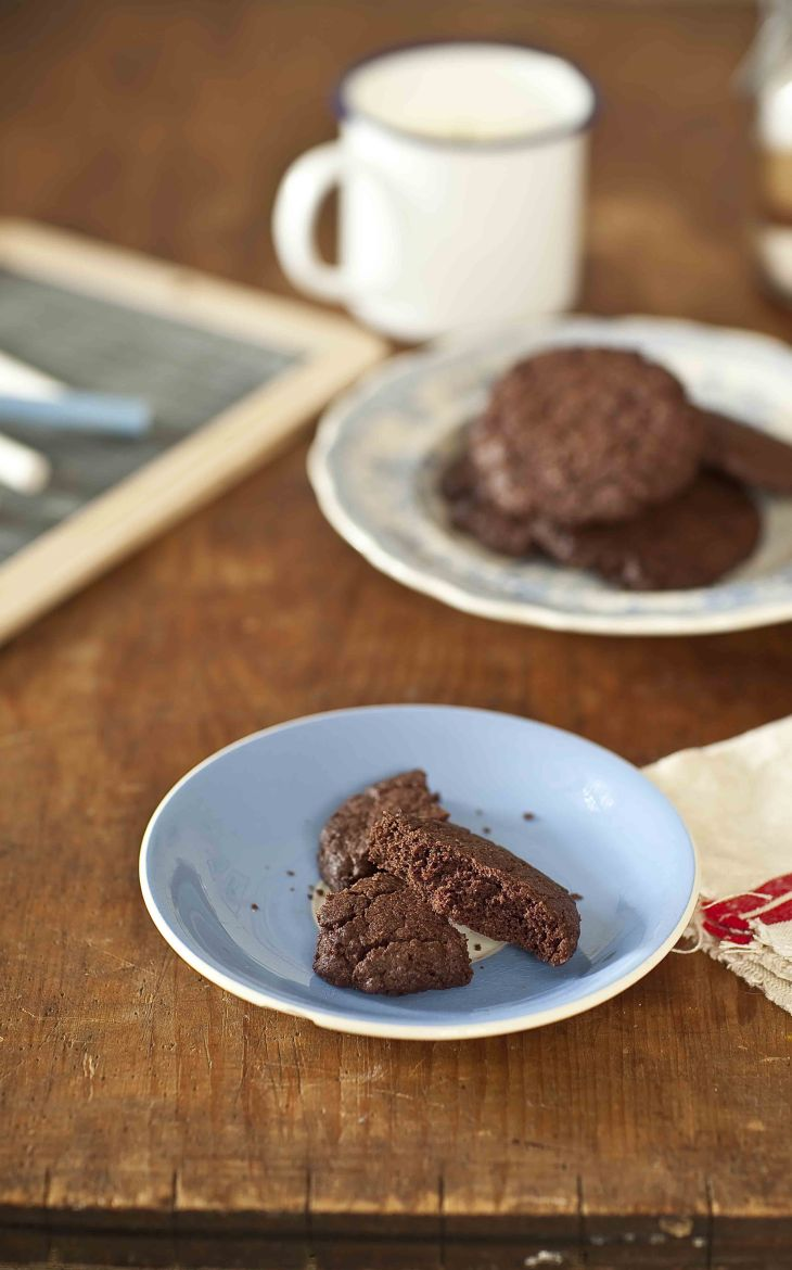 Cookies chocolate and peanut butter 1c