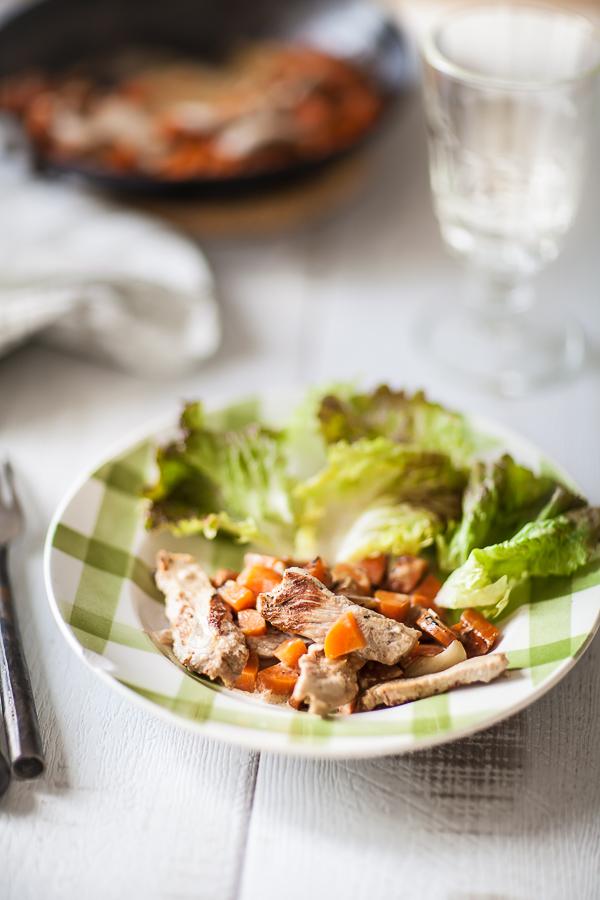 Sauté de veau et carottes à la crème©AnneDemayReverdy01
