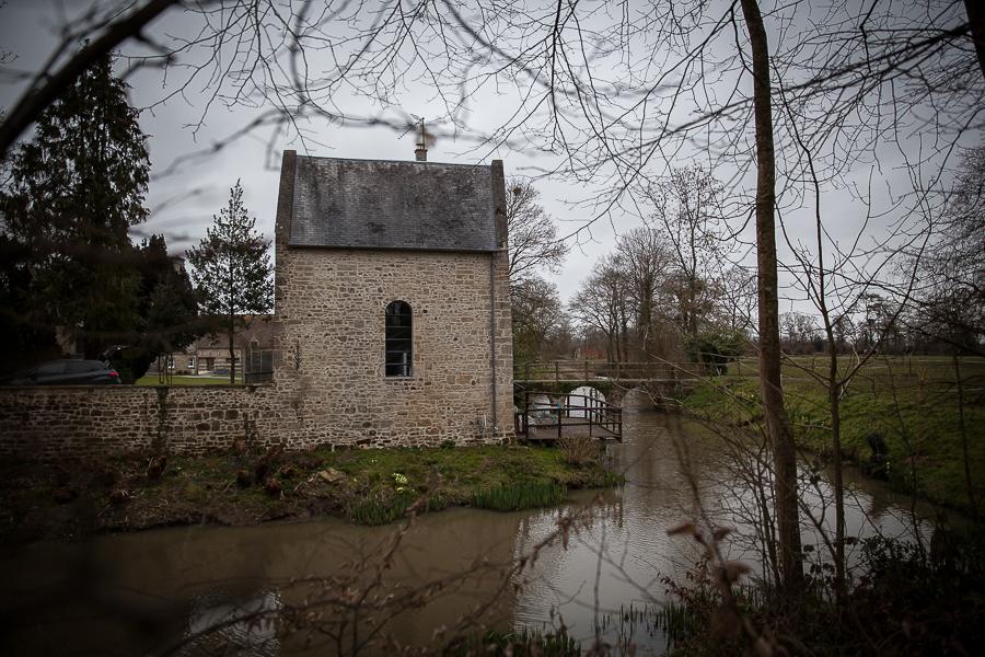 Le Château Auxais gîte 3 étoiles Cotentin©AnneDemayReverdy04