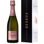 Gagne une bouteille de champagne Devaux pour la fête des mères!