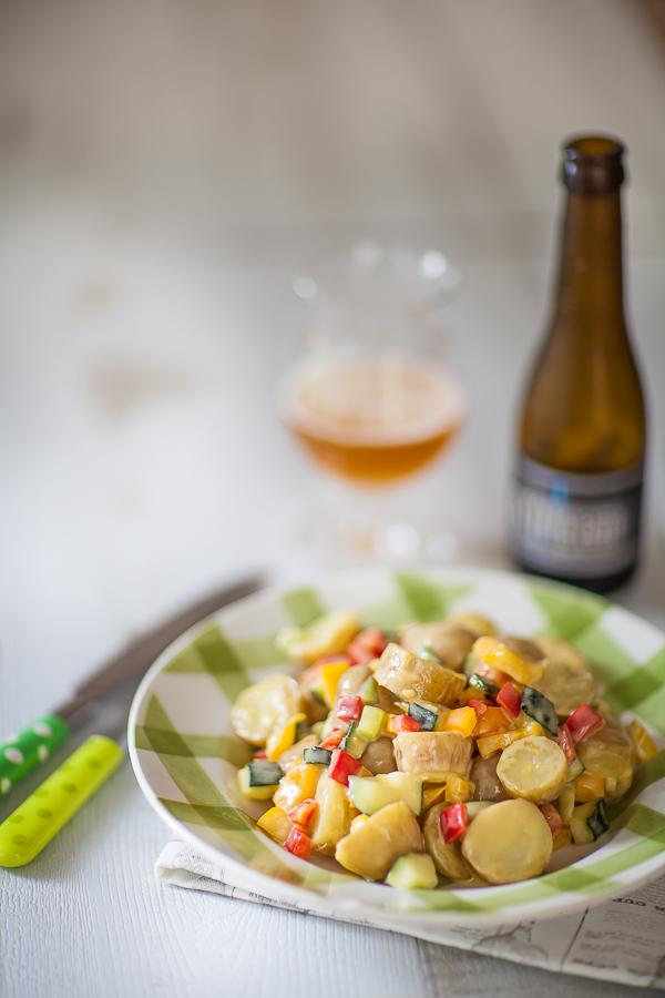 Salade été de pommes de terre primeurs©AnneDemayReverdy02