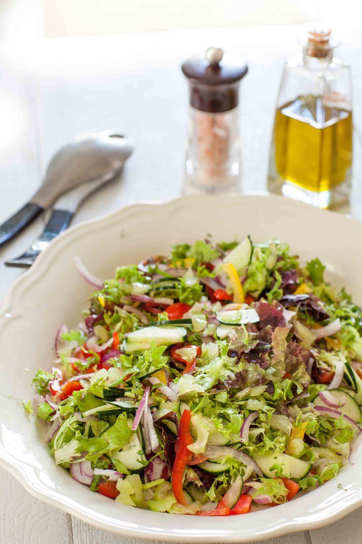 Salade fraîcheur pour grandes chaleurs©AnneDemayReverdy01