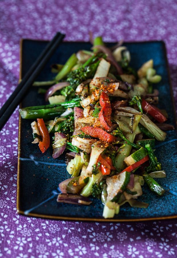 Sauté de légumes aux 5 épices©AnneDemayReverdy01