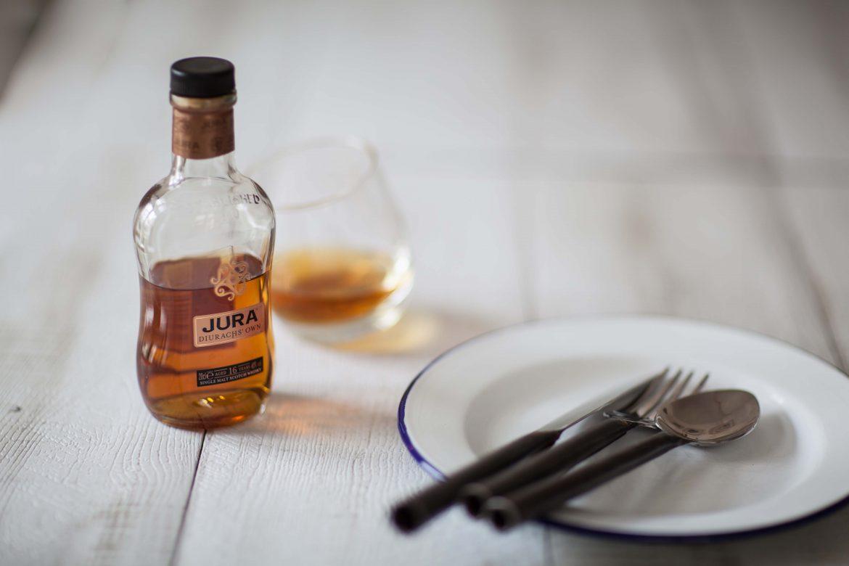 Whisky single malt Jura 16 ans d'âge Diurachs'Own