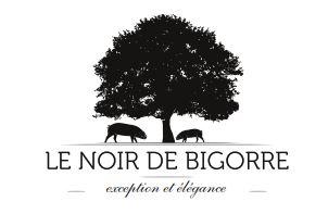 Logo Porc Noir de Bigorre