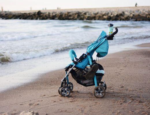 Mała spacerówka - Baby Design Mini