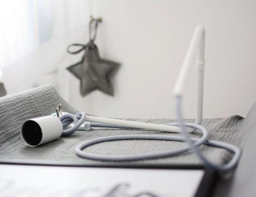 cable power lampa na kablu