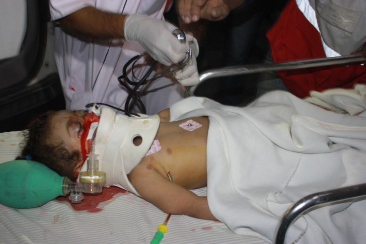Krisis Kemanusiaan Gaza 3