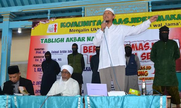 Tabligh Akbar Nasional Kesesatan Syi'ah & Komunis di MAS Solo 1