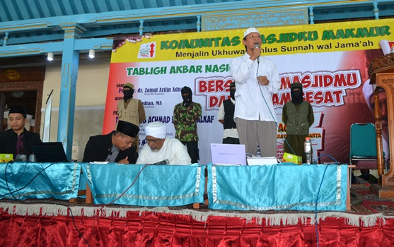 Tabligh Akbar Nasional Kesesatan Syi'ah & Komunis di MAS Solo 11